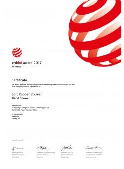 reddot award 2017