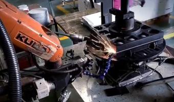 Technical equipment-开平市瑞霖淋浴科技有限公司-Welding